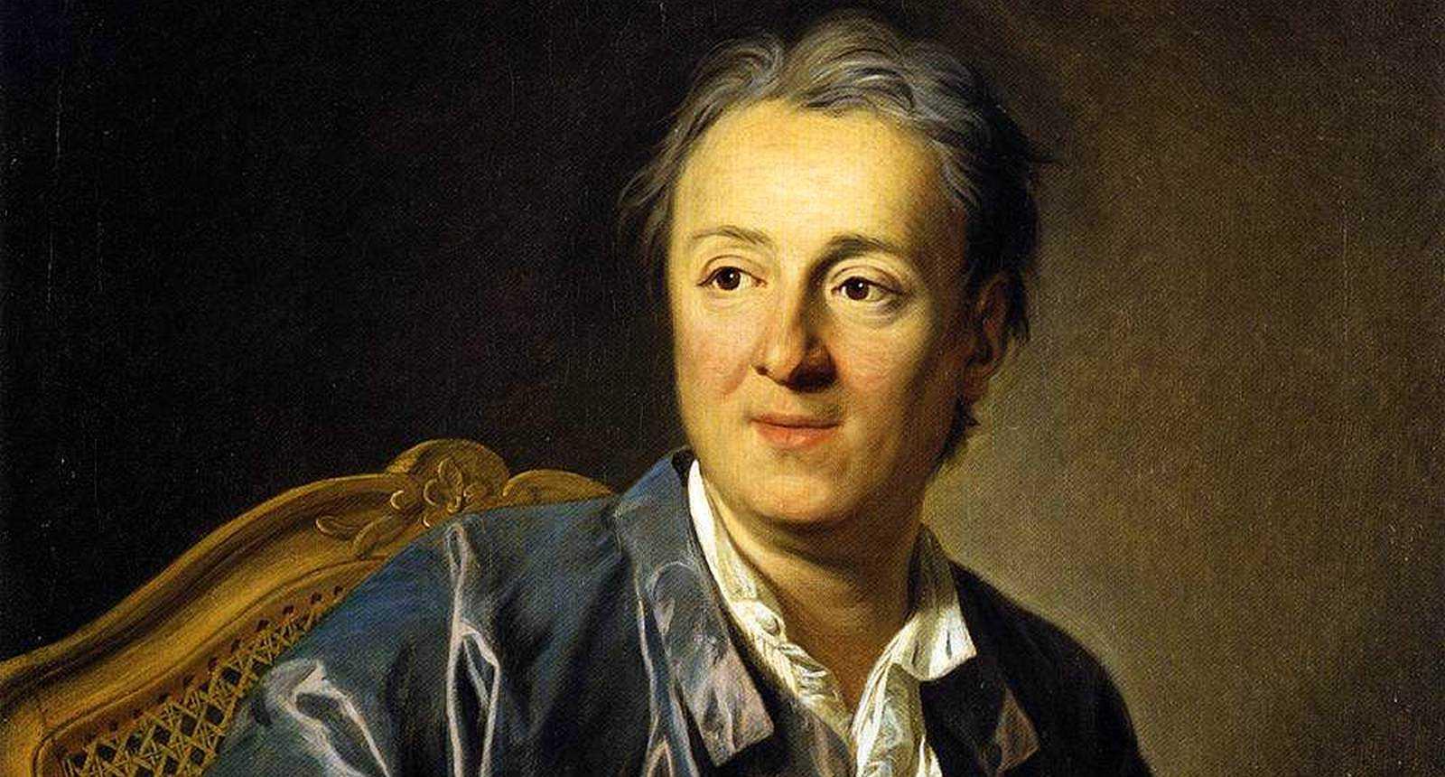 Cinco textos de Diderot