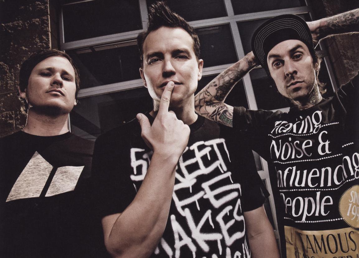 Blink 182: álbum homônimo