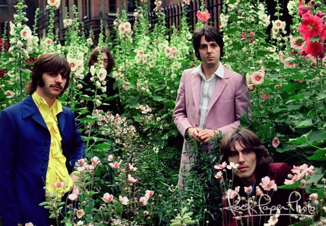 Minhas preferidas dos Beatles