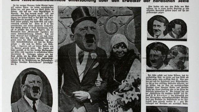 Hitler tem sangue mongol?