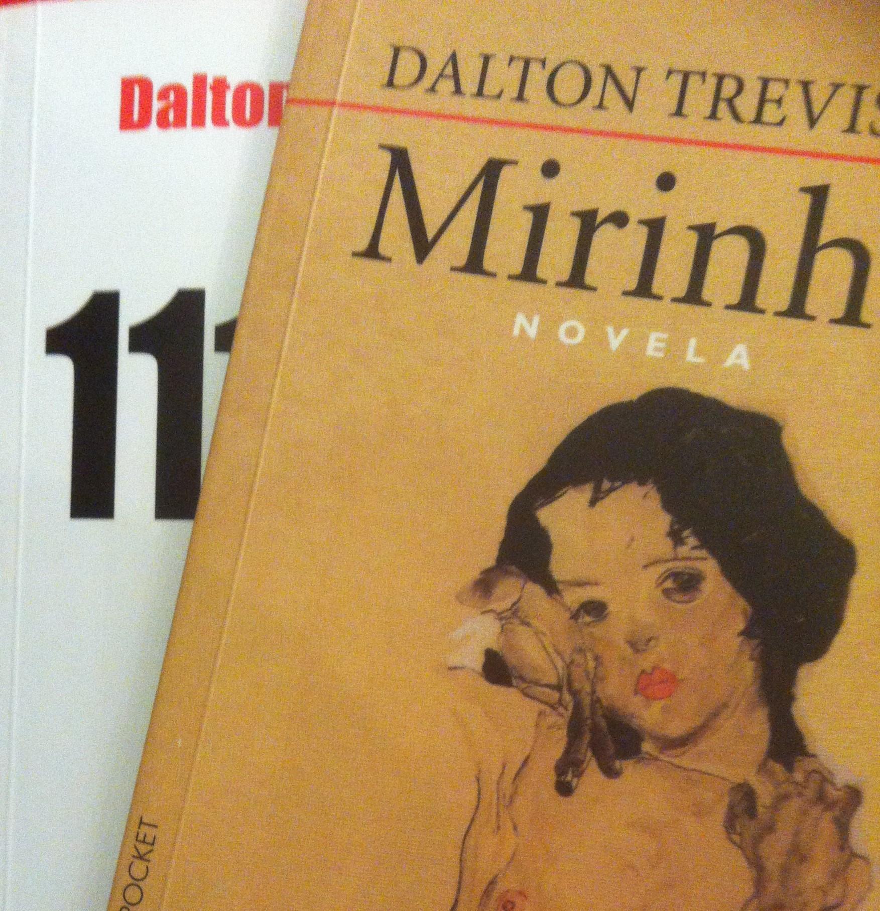 """Dalton Trevisan: """"Mirinha"""" e """"111 ais"""""""