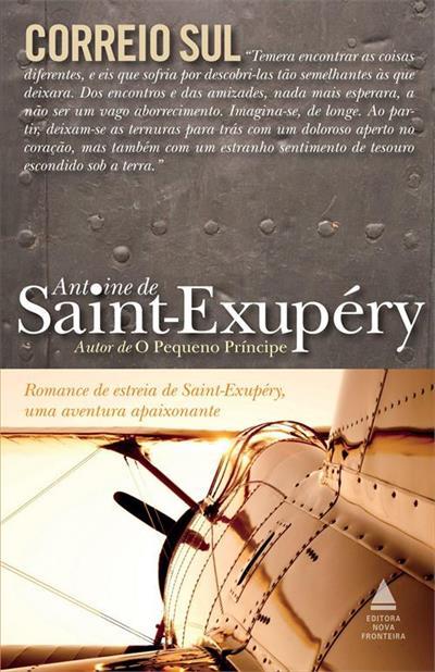 """Correio Sul"", de Antoine de Saint-Exupéry"