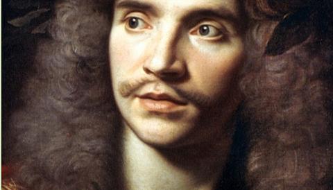 """""""Tartufo"""", """"Escola de Mulheres"""", """"O Burguês Fidalgo"""", de Molière"""