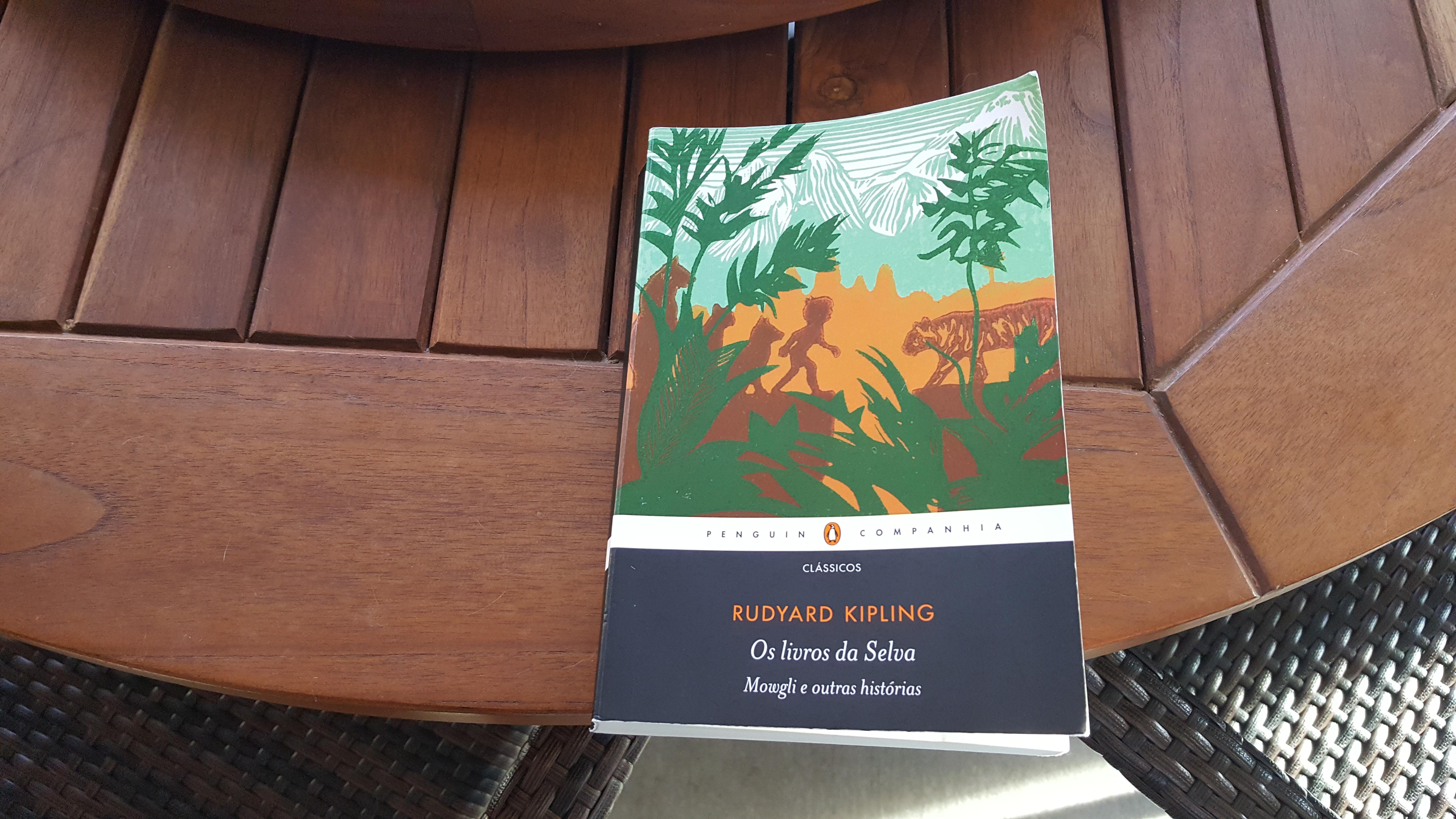 """Os Livros da Selva"", de Rudyard Kipling"