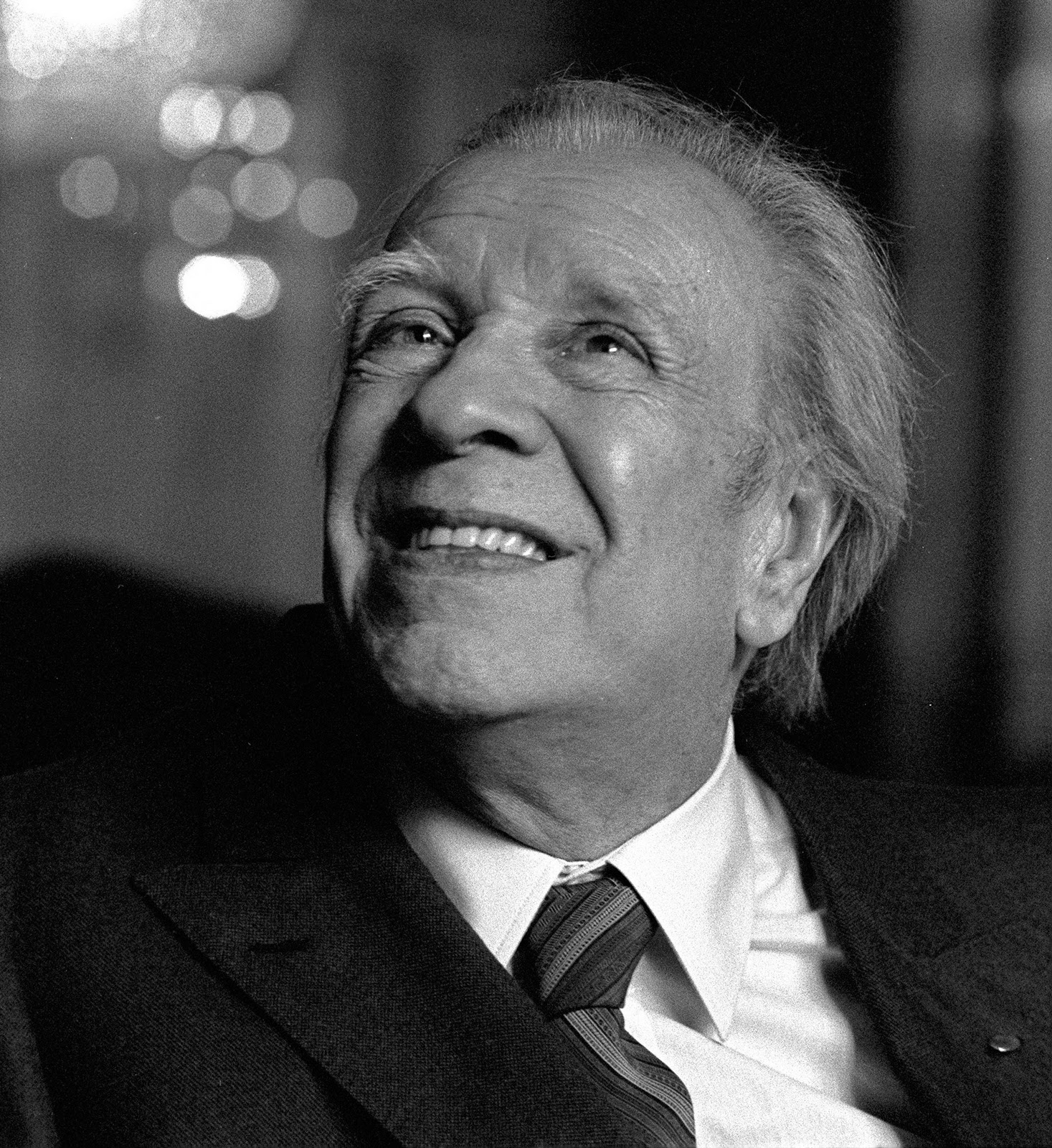 Jorge Luis Borges: O Homem no Espelho do Livro, de James Woodall