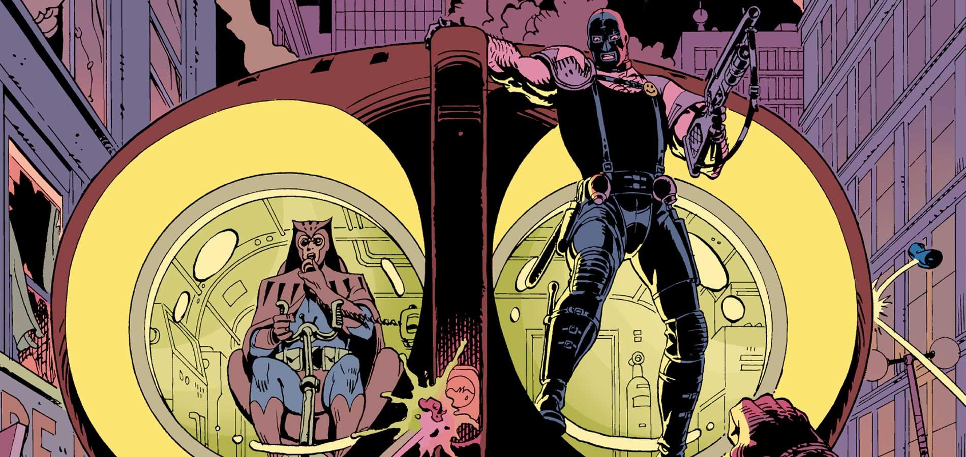 Watchmen e Tico-Tico – Textos de 2006