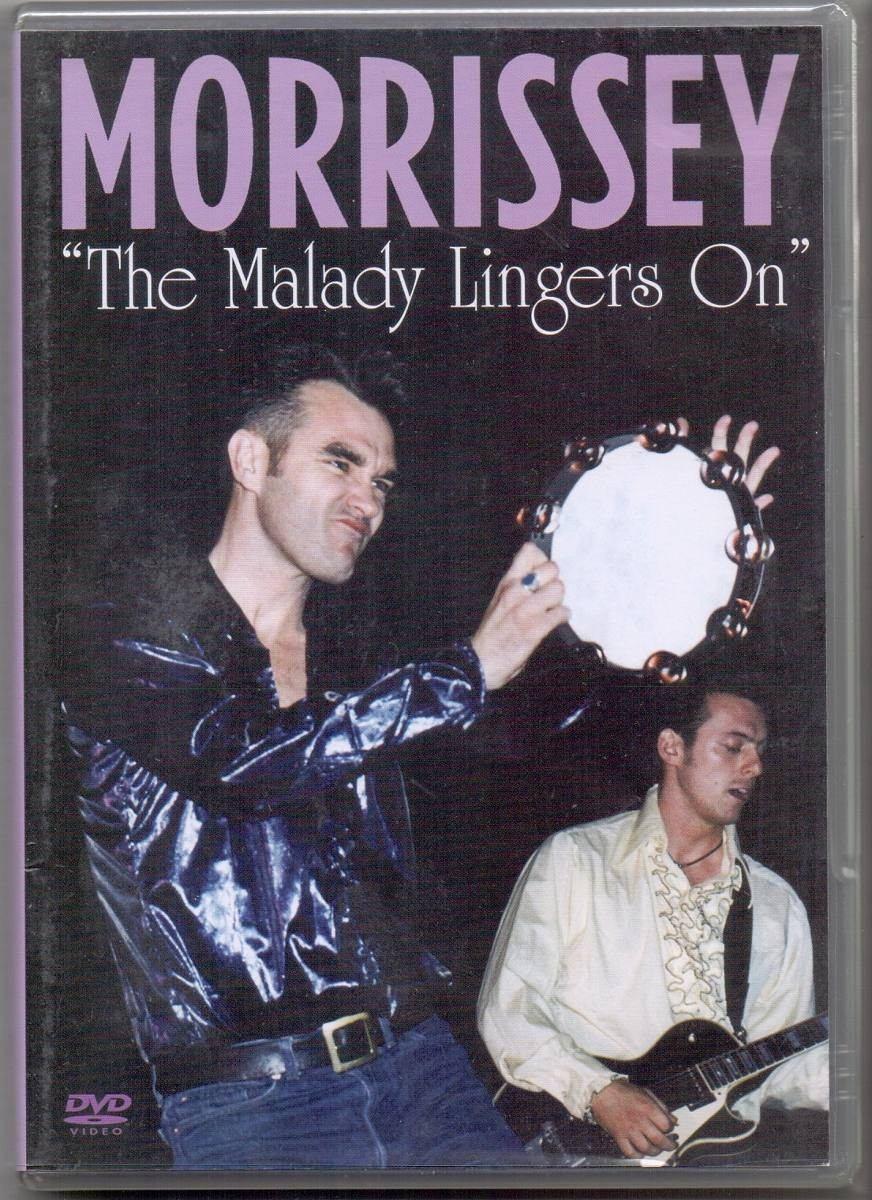 Texto antigo sobre dois DVDs de Morrissey