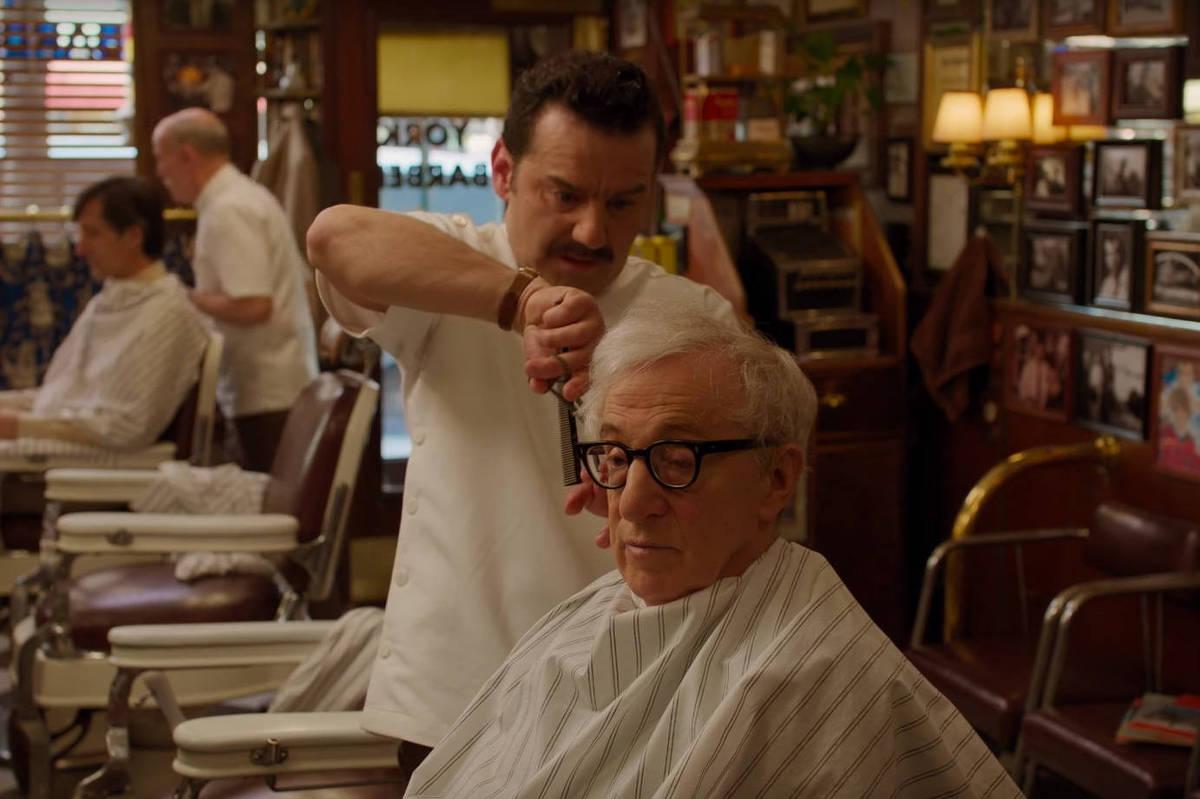 """""""Crise em Seis Cenas"""", de Woody Allen"""