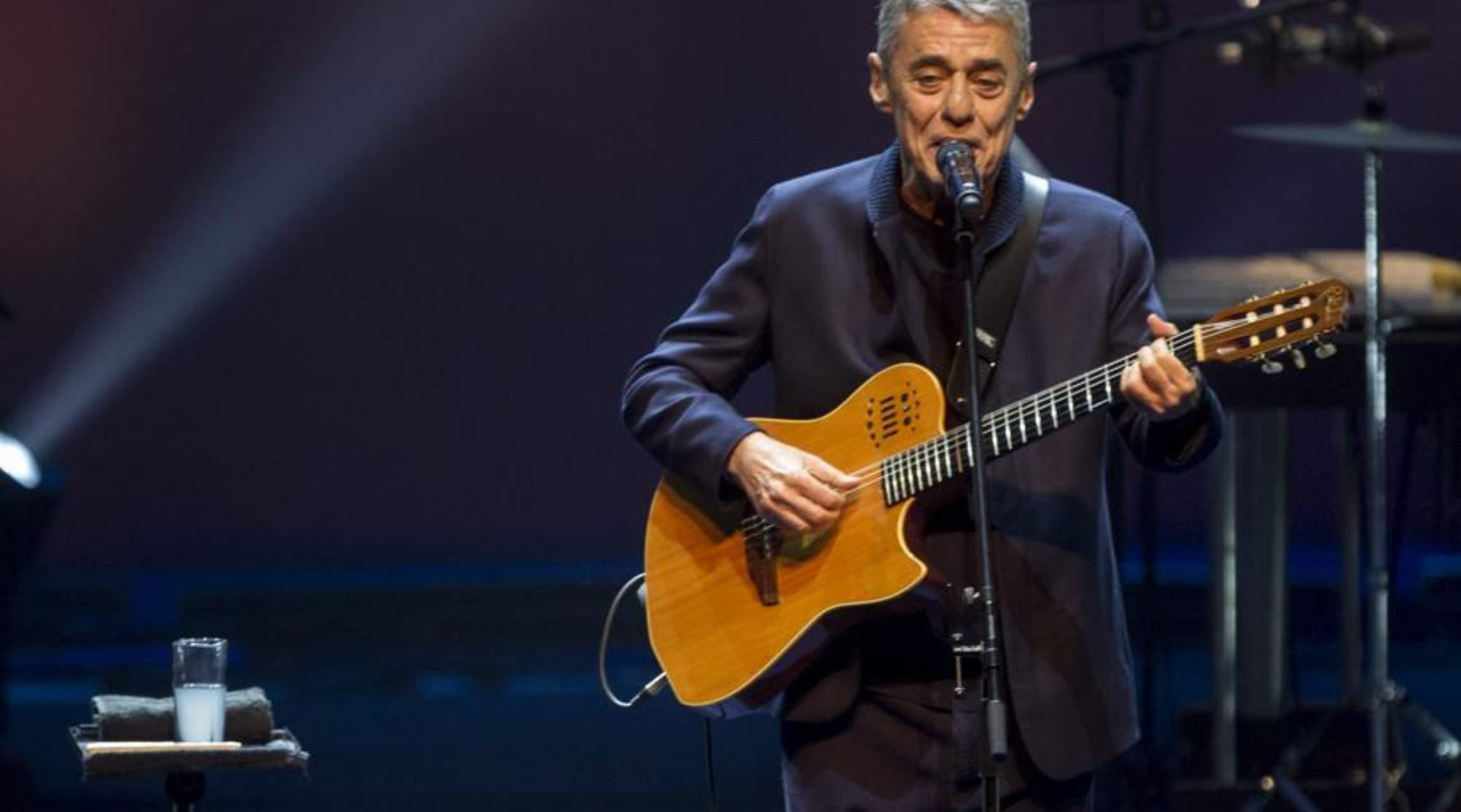 Chico Buarque em Curitiba (3/8/2018)