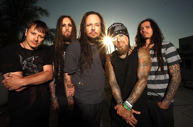 O disco de estreia do Korn