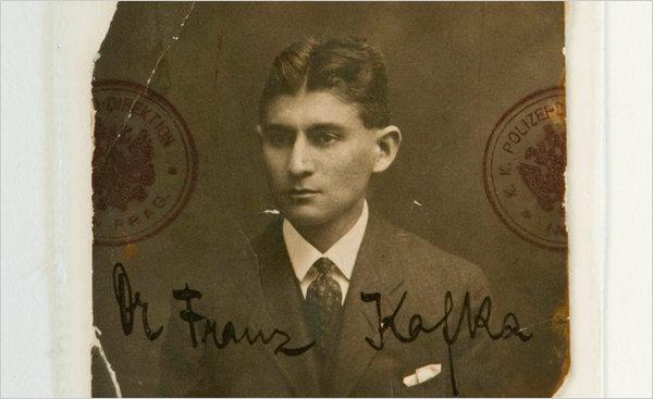 Na galeria, de Franz Kafka