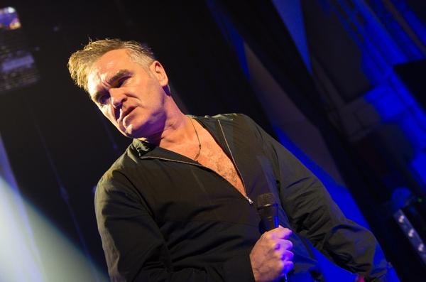 Morrissey em Curitiba