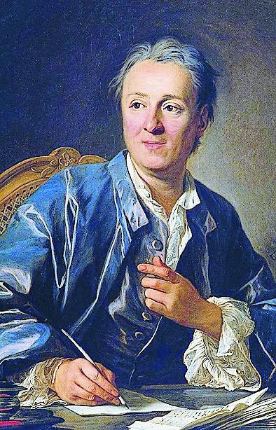 """Tradução: """"Os Dois Amigos de Bourbonne"""", por Denis Diderot"""