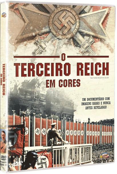 O III Reich em cores