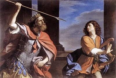 Davi em 1 Samuel