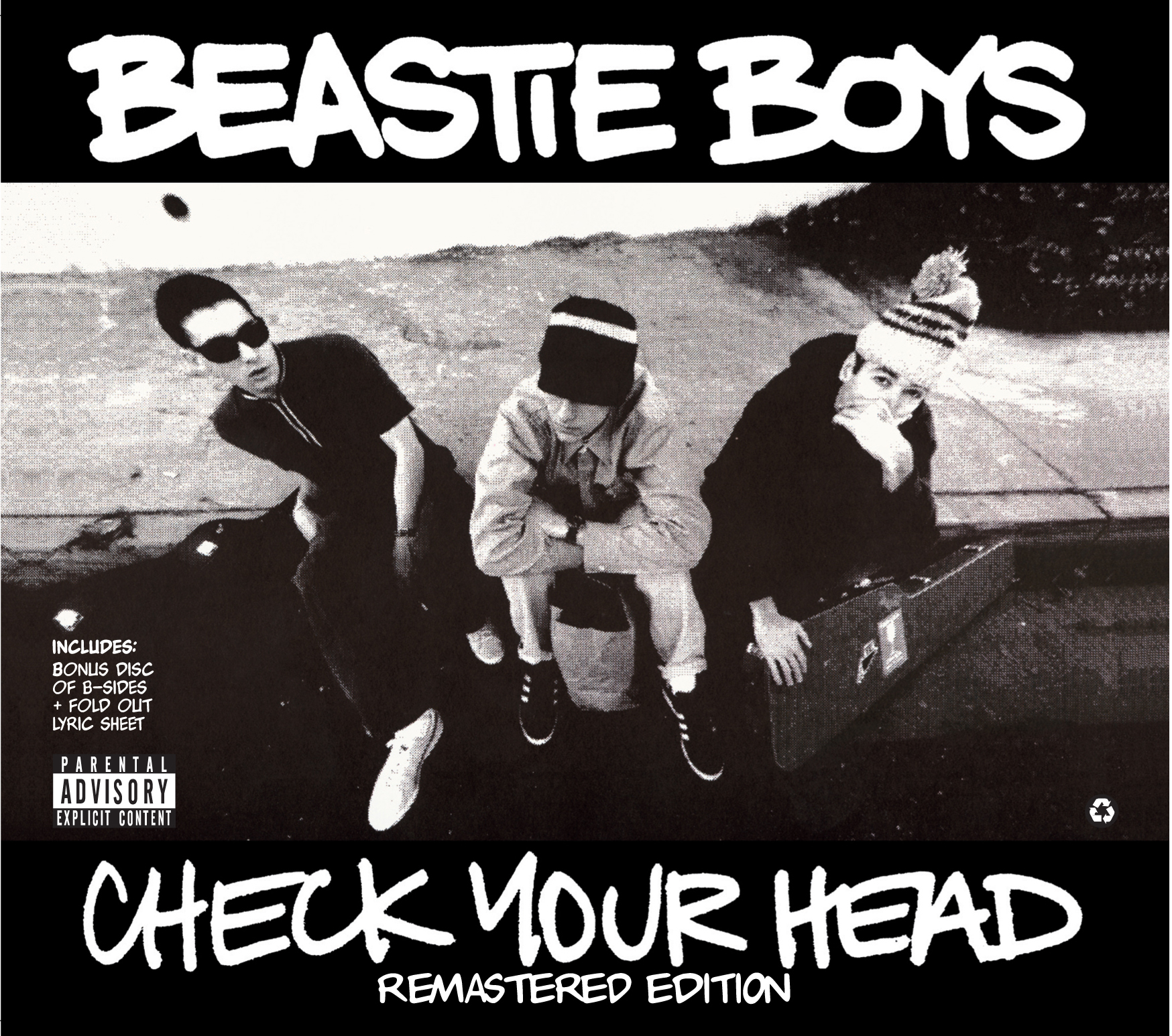 "Meus discos preferidos: 8. ""Check Your Head"" – Beastie Boys"