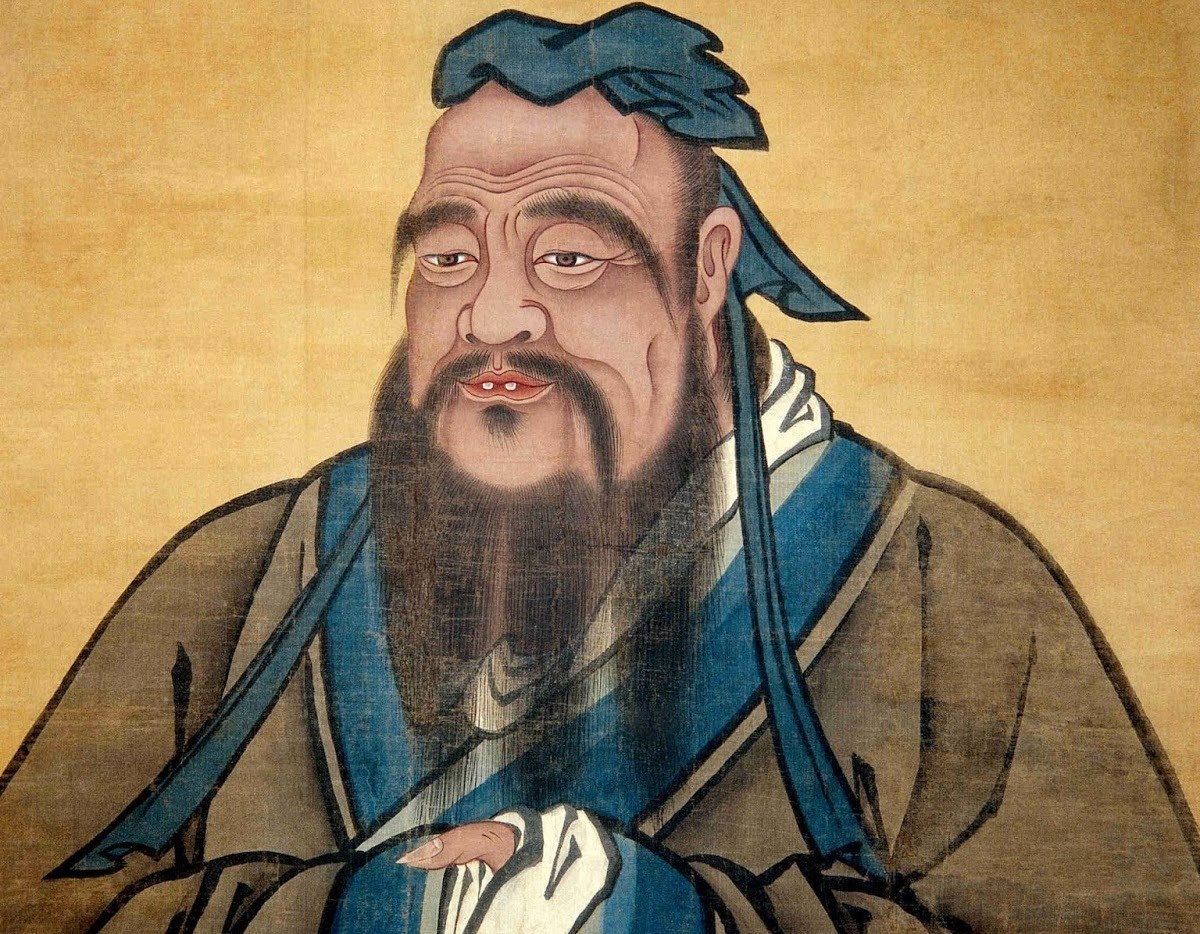 """Confucius"", de Meher McArthur"