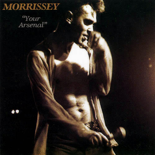 "Meus discos preferidos: 1. ""Your Arsenal"" – Morrissey"