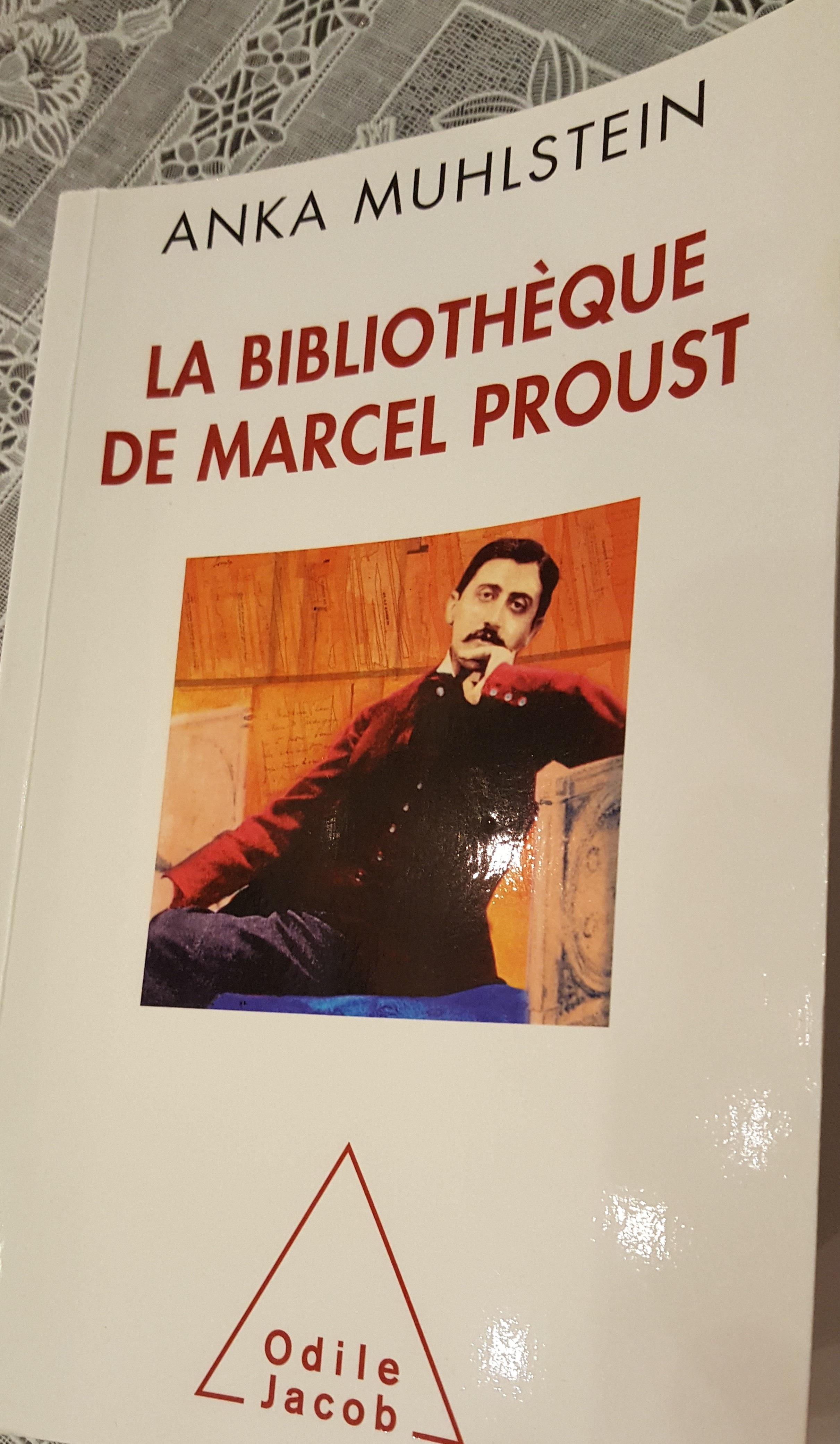 """La Bibliothèque de Marcel Proust"", de Anka Muhlstein"