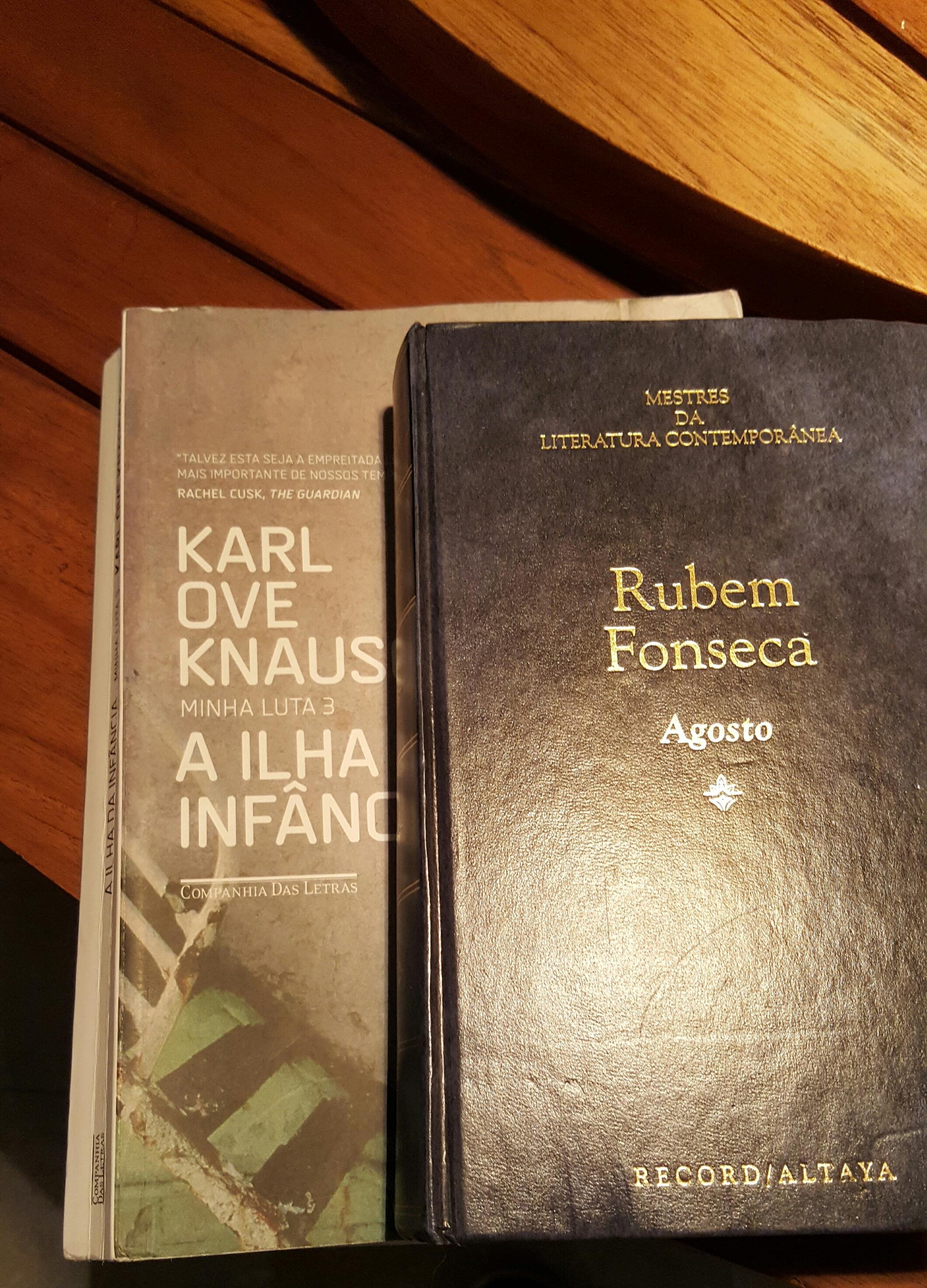 Rubem Fonseca, Knausgard