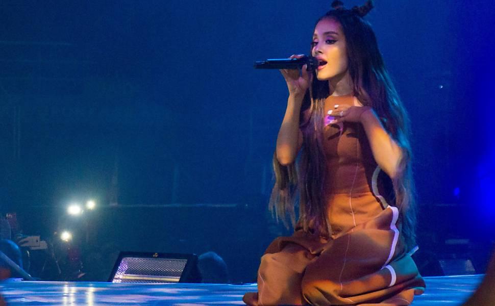 Ariana Grande – Allianz Parque em São Paulo (1 de julho de 2017)