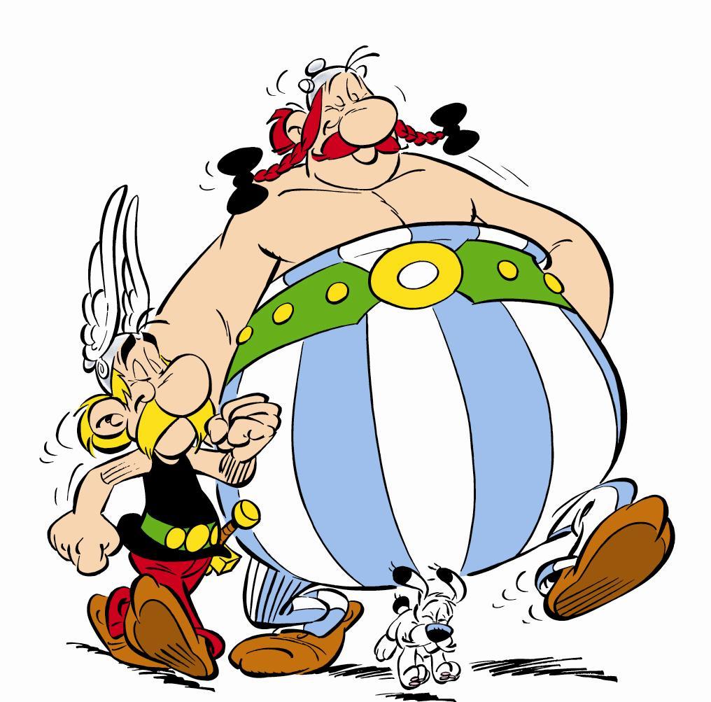 Asterix – textos de 2006