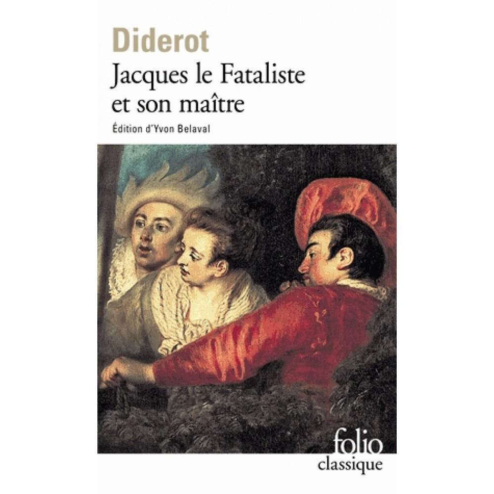 """""""Jacques, o Fatalista, e o Seu Amo"""", de Denis Diderot"""
