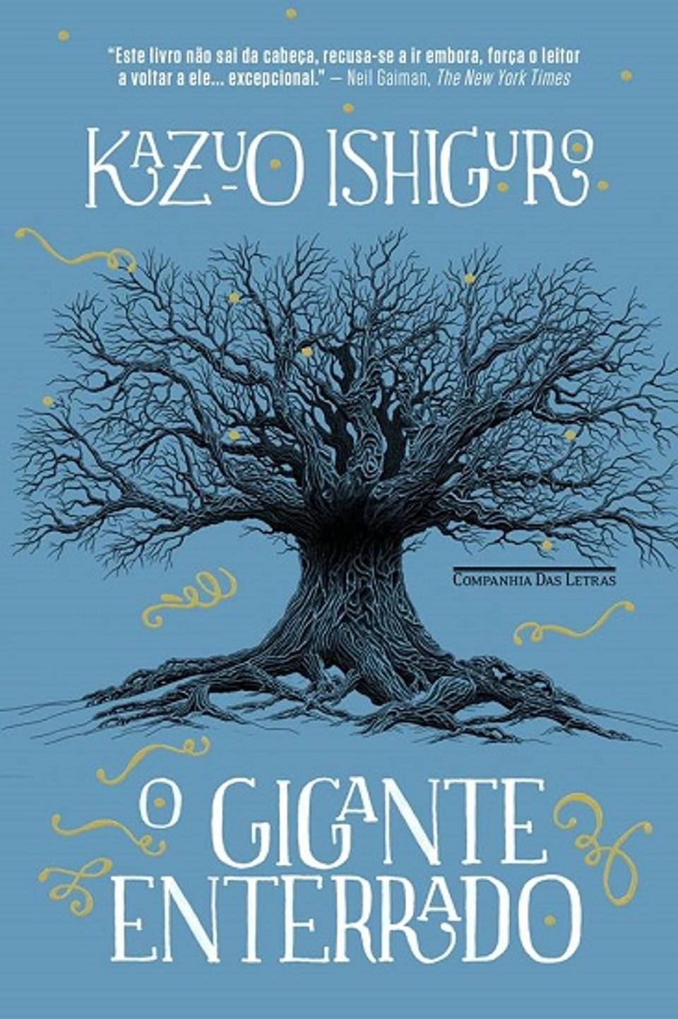 """""""O Gigante Enterrado"""", de Kazuo Ishiguro"""