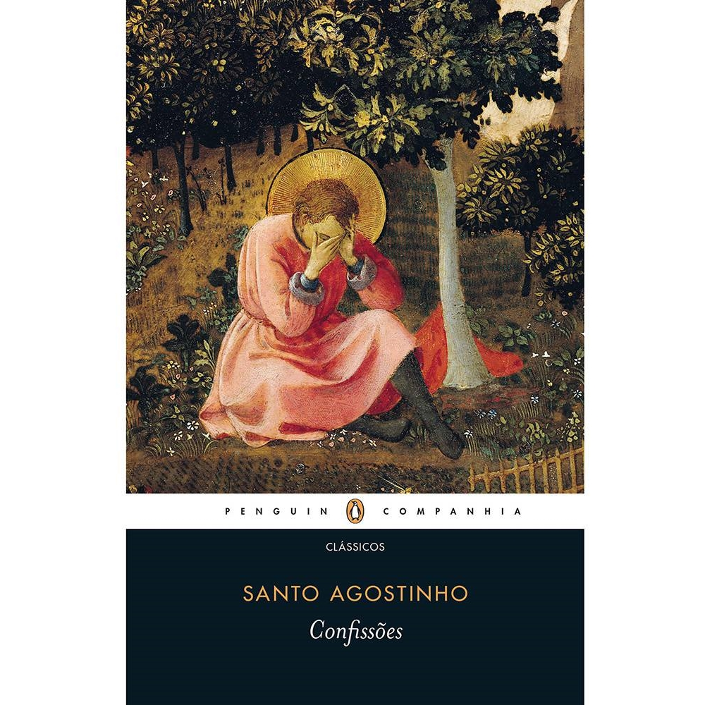 """""""Confissões"""", de Santo Agostinho"""