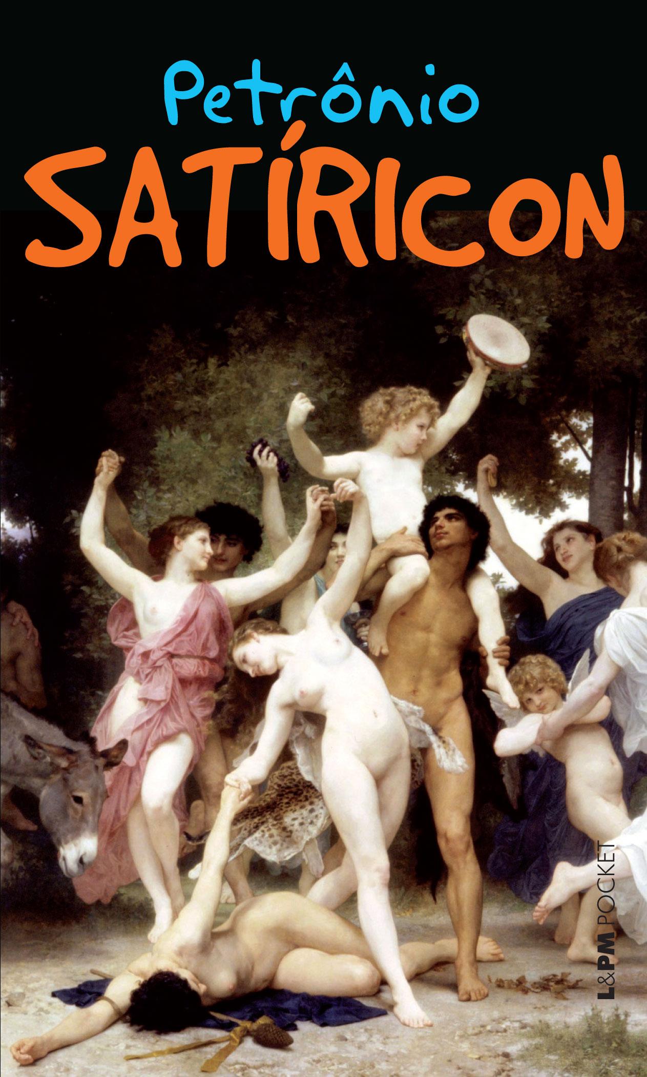 """""""Satíricon"""", de Petrônio"""