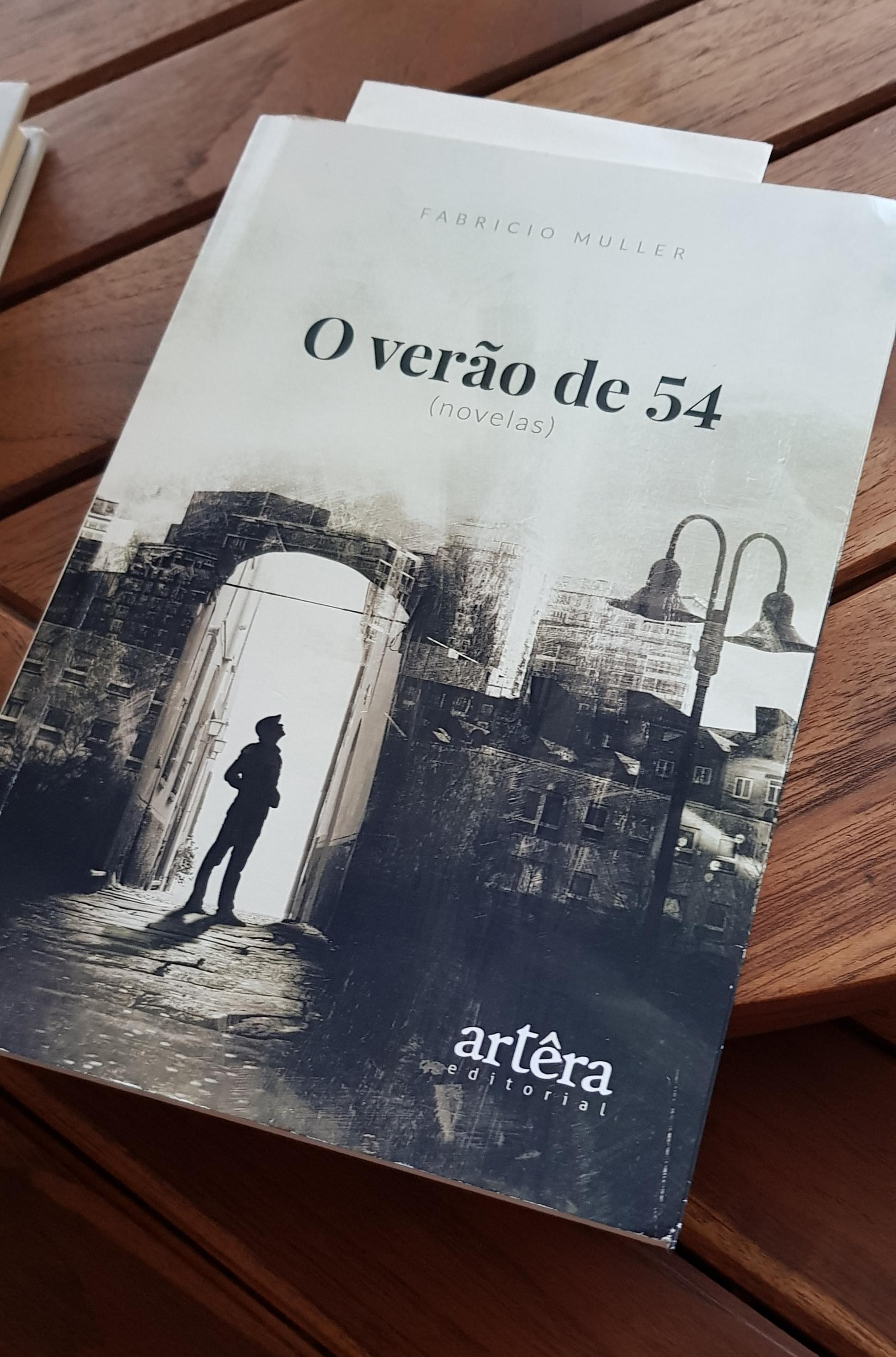 """Prefácio de """"O verão de 54 (novelas)"""""""