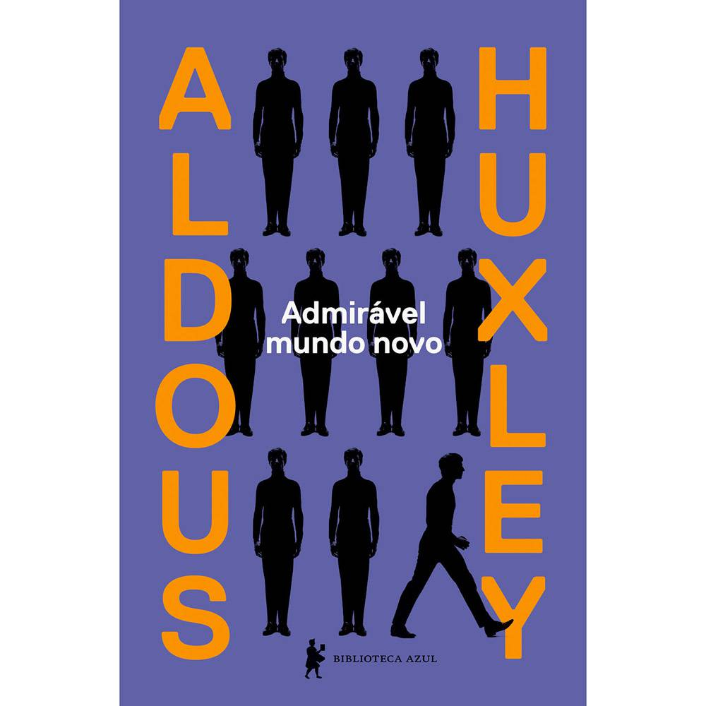 """""""Admirável Mundo Novo"""", de Aldous Huxley"""