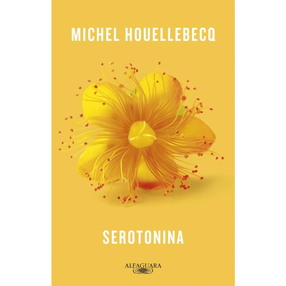 """Serotonina"", de Michel Houellebecq"
