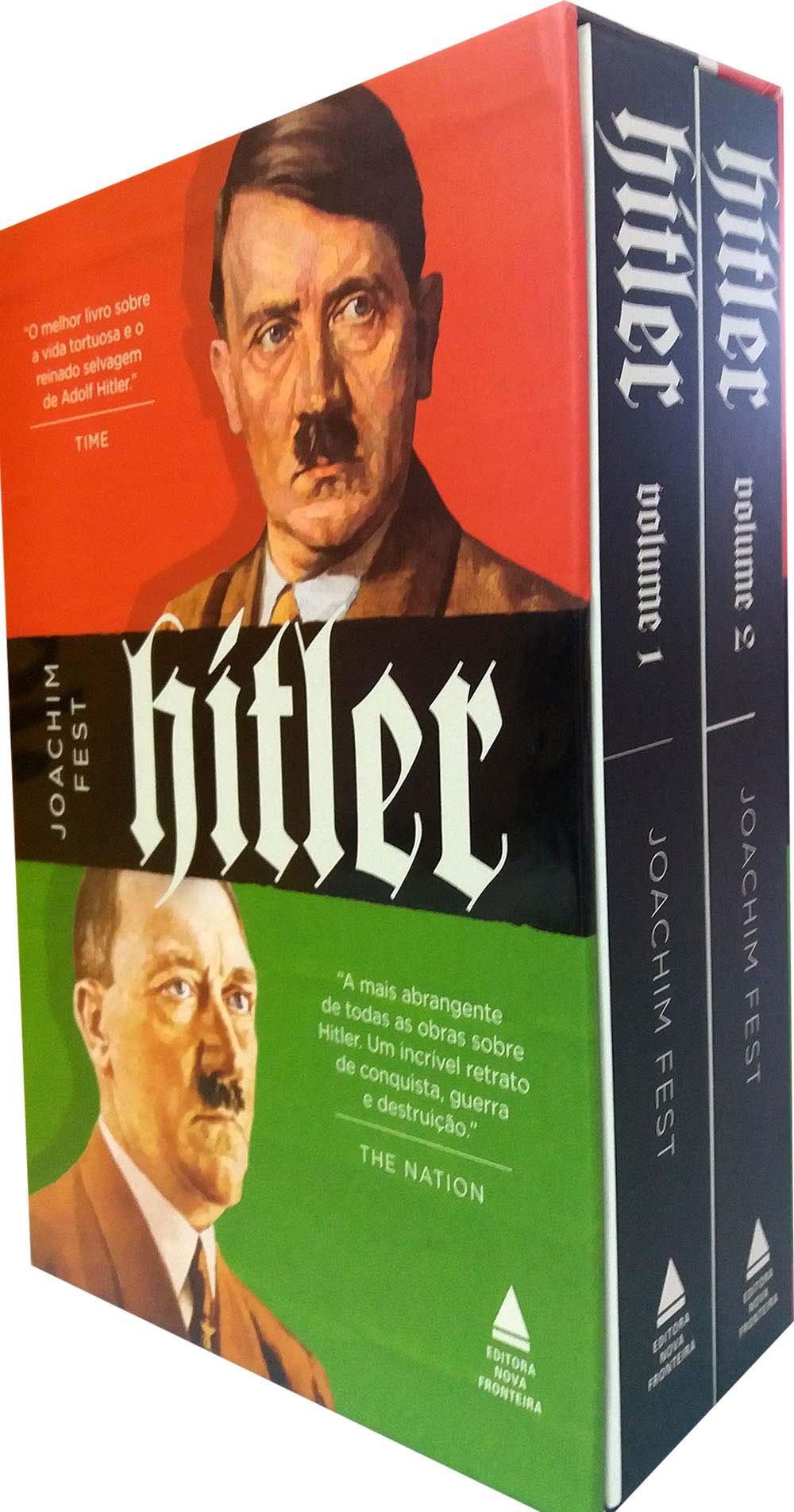 Livros sobre o nazismo