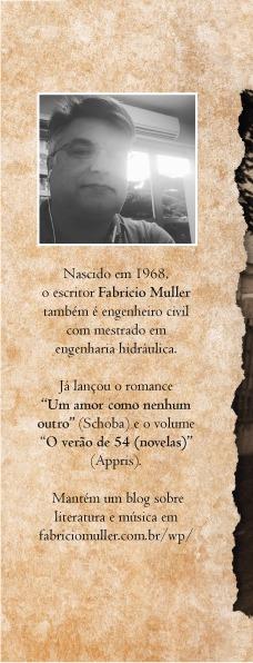 """""""Rua Paraíba"""", meu novo livro"""